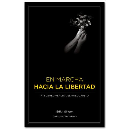 En Marcha Hacia La Libertad Book Cover Front