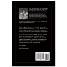 March to Freedom A Memoir of the Holocaust Back Cover